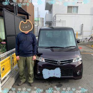 愛知 自社ローン マイカー横綱くん ♪ 今年最後 の ご納車 ♪